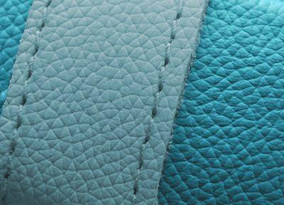 Turquoise/lichtblauw