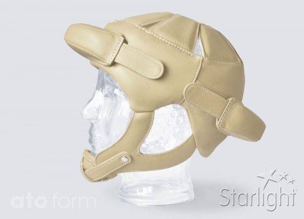 Starlight® Secure Leer met voorhoods-, nek- en kinbescherming (Accessoire)