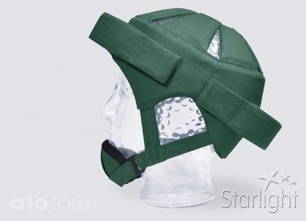 Hoofdbescherming Starlight® Secure met accessoires (kinbescherming, voorhoofds- en nekbescherming)