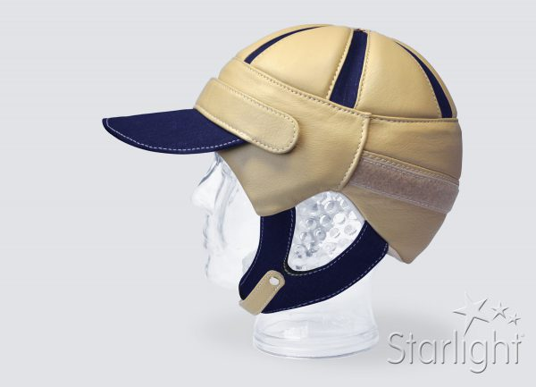 Starlight® Secure Evo met afneembare zonneklep met jeans details