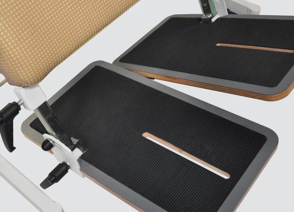 BS-100 - gescheiden voetplaten