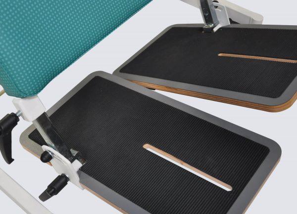 BS-300 gescheiden voetplaten