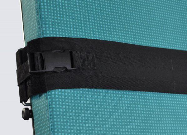 BS-300 – veiligheidsriemen met klittenbandsluiting