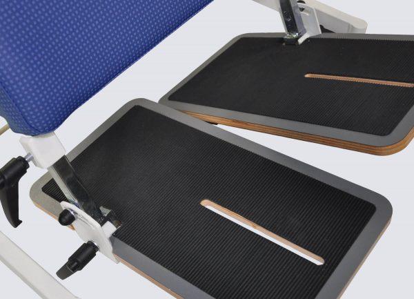 BS-200 geteilte Fußplatten