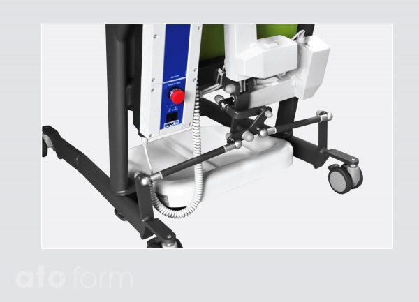 Mover Flexi mit elektrischer Breitenverstellung