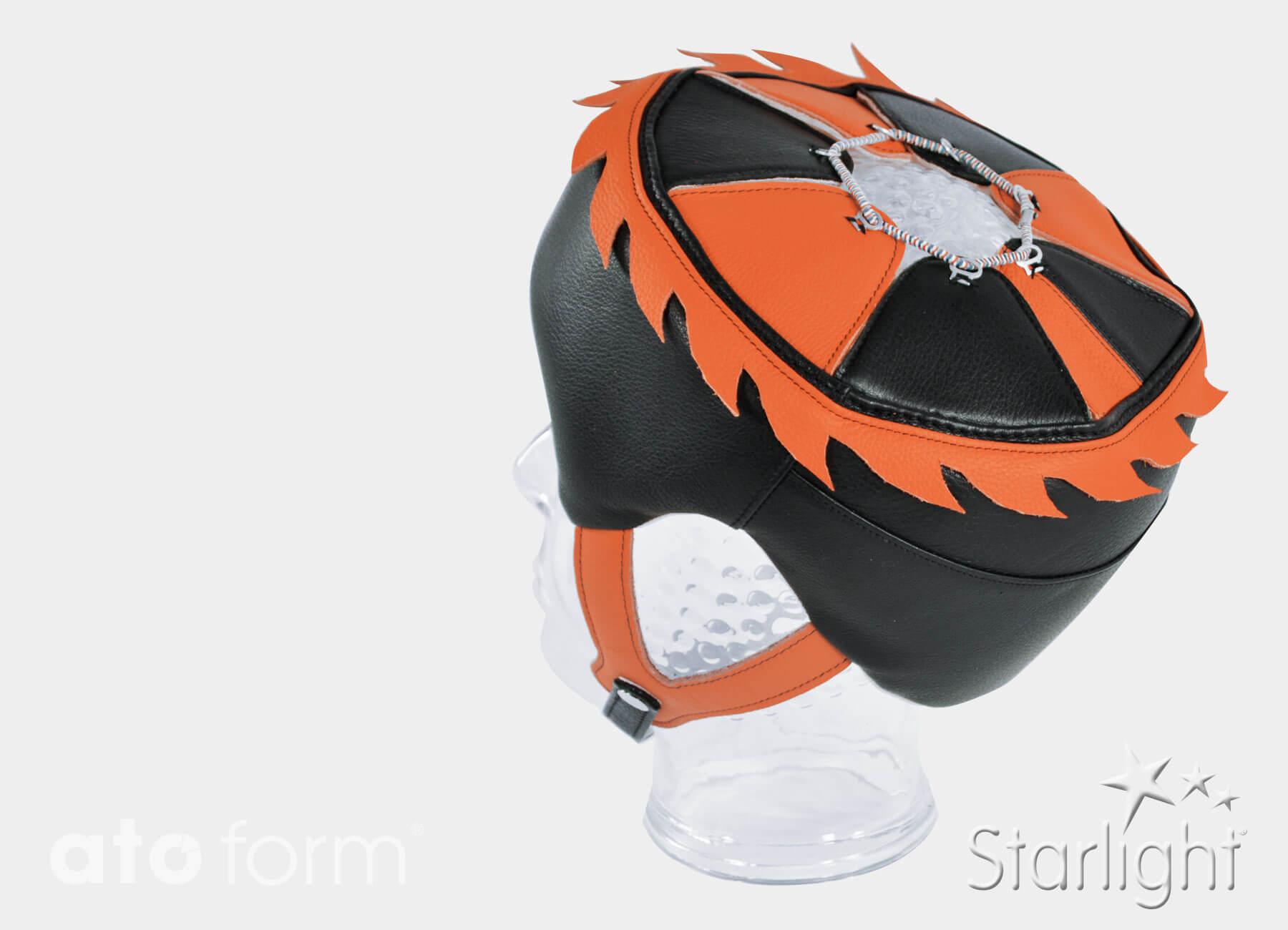 Starlight Secure met leren vlammenkroon