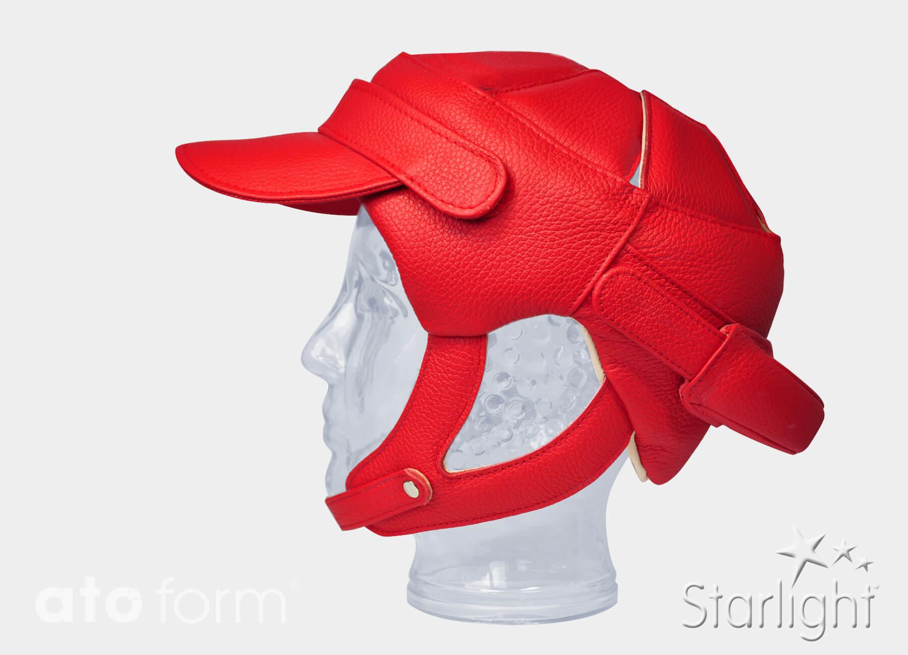 Starlight® Secure leer kleurenvariant rood