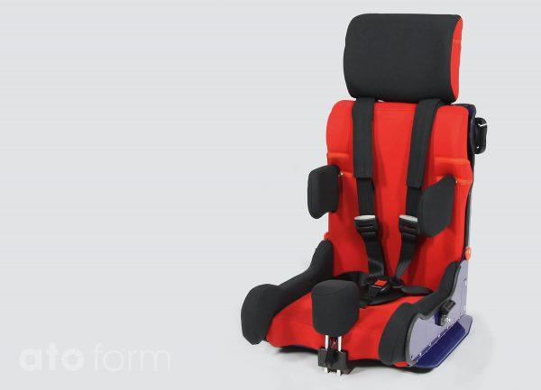Autostoel voor kinderen met een beperking