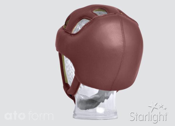 Starlight® Protect-Evo - de achterzijde van de helm bestaat uit dubbel gelijmd hightech schuim, welke wordt aangepast aan de vorm van het hoofd.